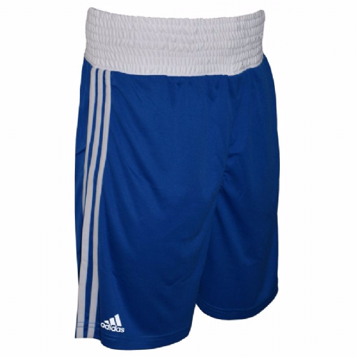 Adidas Base Punch Boxing Shorts - Blue